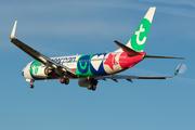 Boeing 737-8K2/WL (PH-HSI)