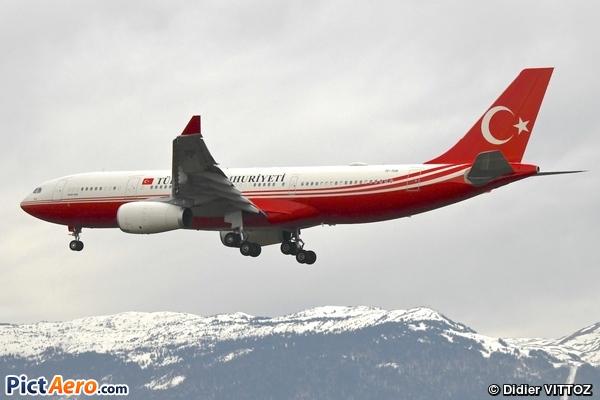 Airbus A330-243 Prestige (Turkey - Government)