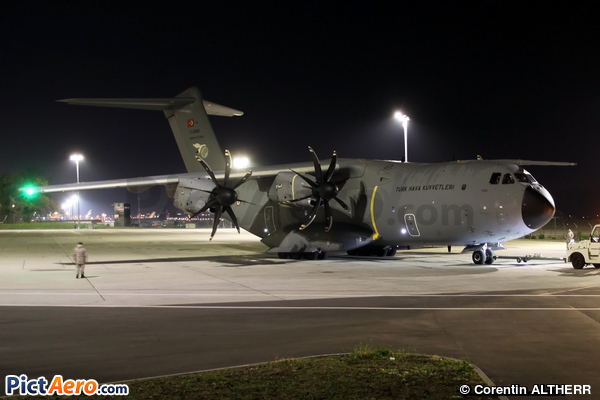 Airbus A400M-180 ATLAS (Turkey - Air Force)