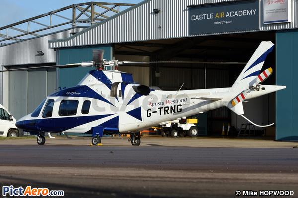 AgustaWestland AW109E Power (Castle Air)