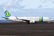 Boeing 737-8K2  (9Y-TJR)