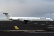 McDonnell Douglas MD-82 (DC-9-82) (5N-BII)