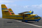 Canadair CL-215 1A10 (C-FTUW)