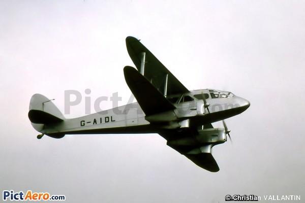 De Havilland DH-89 Dragon Rapid (Cirrus Aviation Ltd)