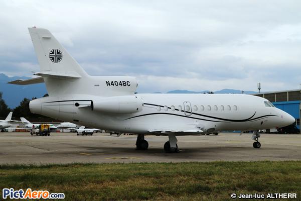 Dassault Falcon 900B (Private)