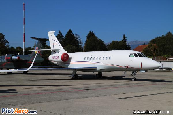 Dassault Falcon 2000EX (FRANKLIN LAKES ENTERPRISES LLC )