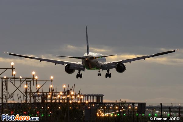 Boeing 777-340/ER (Pakistan International Airlines (PIA))