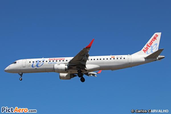 Embraer ERJ-190-200LR 195LR (Air Europa)