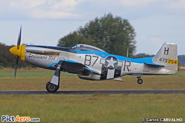 North American P-51D Mustang (Wilhelm Heinz)