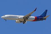 Boeing 737-86N/WL (PK-CRE)