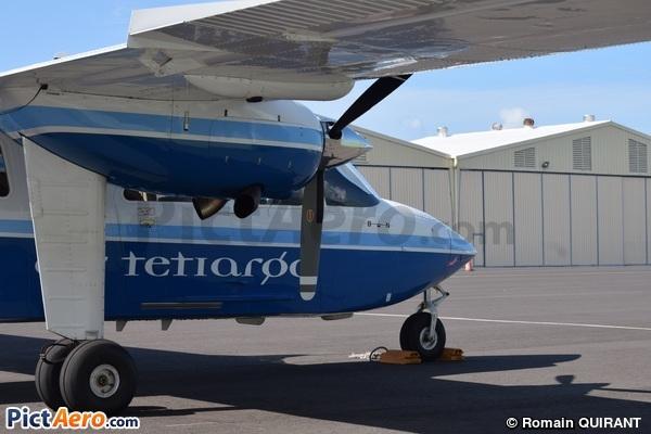 Britten-Norman BN-2T Islander (Air Tetiaroa)