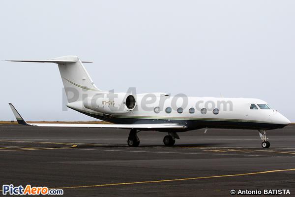 Gulfstream Aerospace G-IV-X Gulfstream G450 (Delia AS c/o Amicorp Denmark AS)