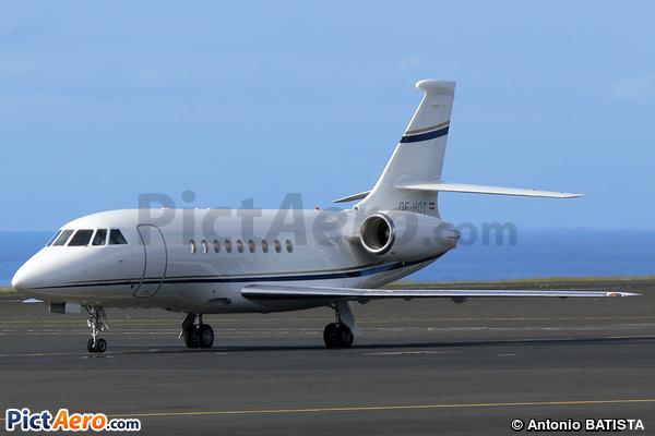 Dassault Falcon 2000EX (Schaffer GmbH)