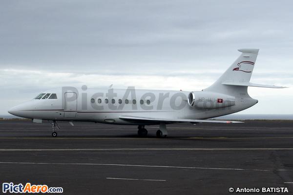 Dassault Falcon 2000EX (CAT Aviation )