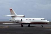 Dassault Falcon 50EX (F-GJBZ)