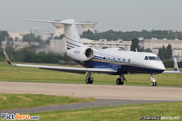 Gulfstream Aerospace G-IV-X Gulfstream G450 (Beauty Central)