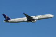 Boeing 777-3FG(ER) (HZ-AK37)