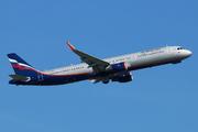 Airbus A321-211/WL (VP-BFK)