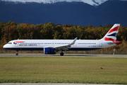 Airbus A321-251NX (G-NEOU)