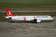 Airbus A321-231/WL (TC-JTK)