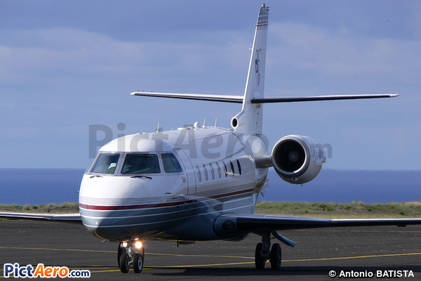 Gulfstream G200 (IAI-1126 Galaxy) (Aerolineas Marcos)