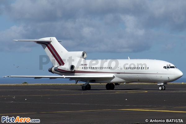 Boeing 727-30 (Private)