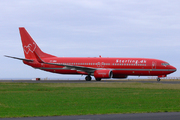 Boeing 737-86Q (OY-SEK)