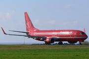 Boeing 737-8BK (OY-SEL)