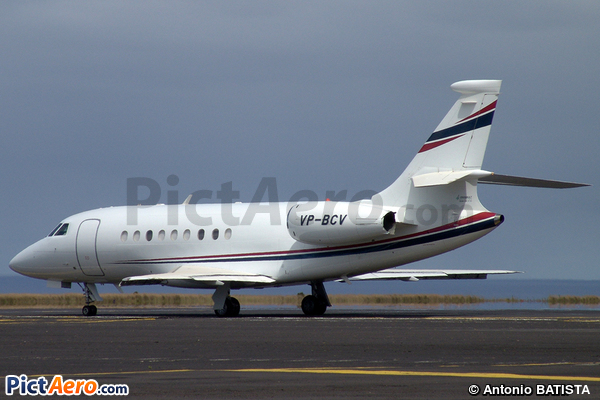 Dassault Falcon 2000EX (Vitesse Aviation)