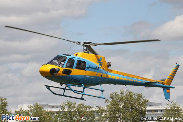 Aérospatiale AS-350B2 Ecureuil (?)