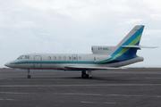 Dassault Falcon 50 (VP-BBD)