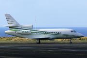 Dassault Falcon 900 (VP-BLM)