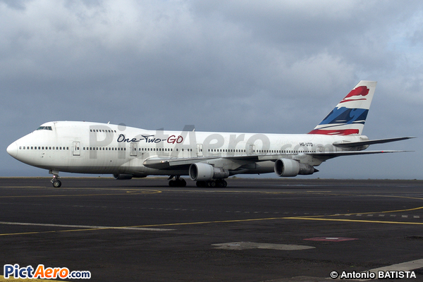 Boeing 747-146 (One-Two-GO by Orient Thai)