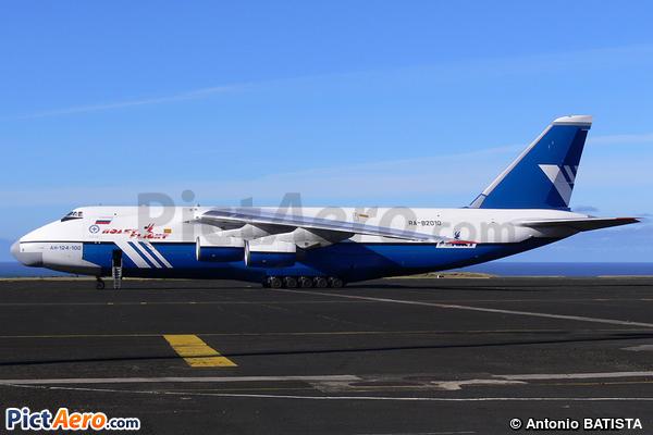 Antonov An-124-100 Ruslan (Polet Flight)