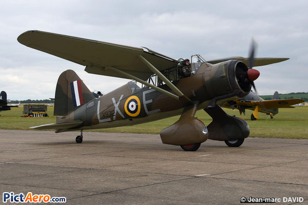 Westland Lysander IIIA (Aircraft Restoration Cie)