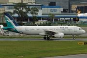 Airbus A320-233 (9V-SLP)