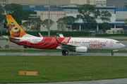 Boeing 737-86N/WL (VT-GHC)