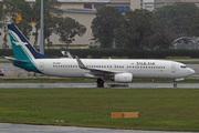 Boeing 737-8SA/WL (9V-MGG)