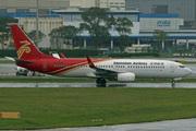 Boeing 737-87L/WL (B-5776)