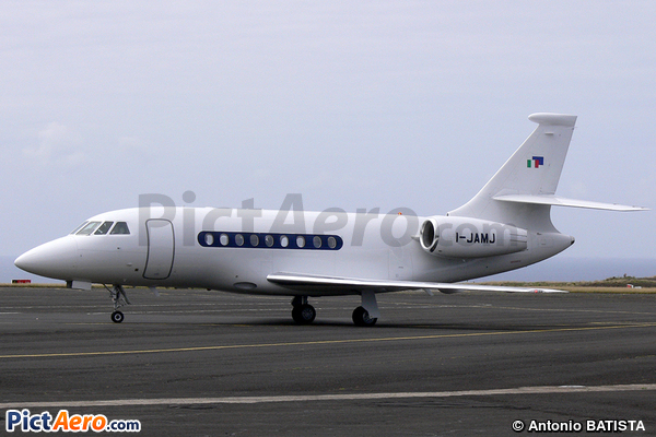 Dassault Falcon 2000EX (Sirio)