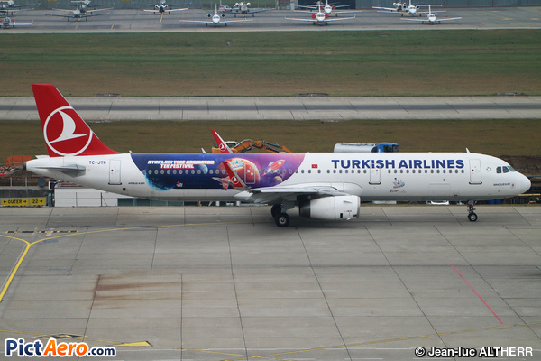 Airbus A321-231/SL (Turkish Airlines)
