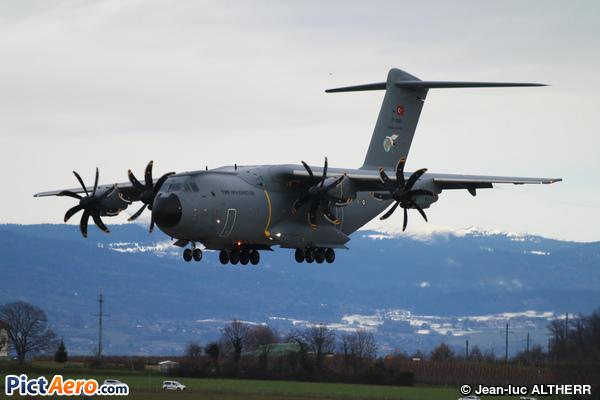 Airbus A400M-180 ATLAS (Turkey - Air Force)