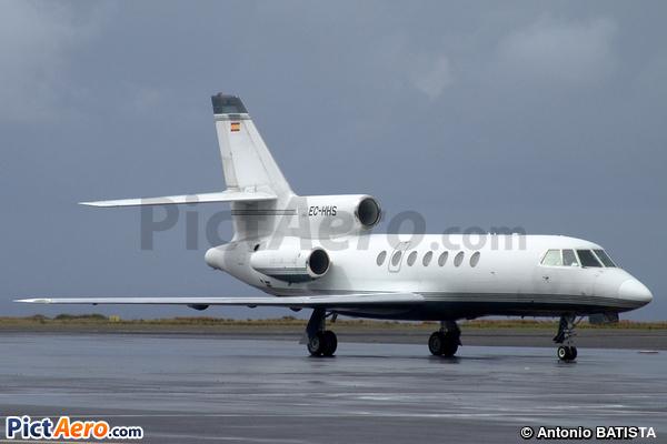Dassault Falcon 50 (Gestair)