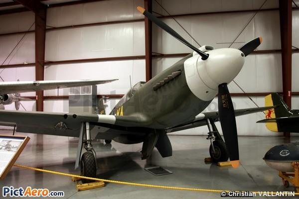 North American P-51A (Yanks Air Museum)