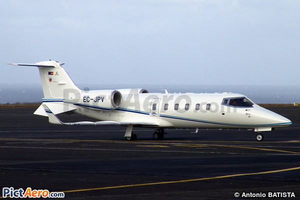 Learjet 60 (Jets Personales SA)