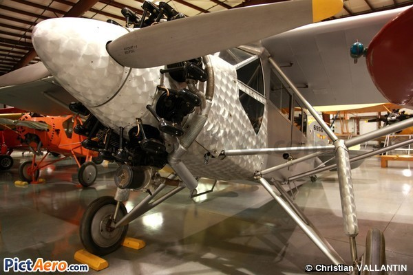 Ryan B1 Brougham (Yanks Air Museum)