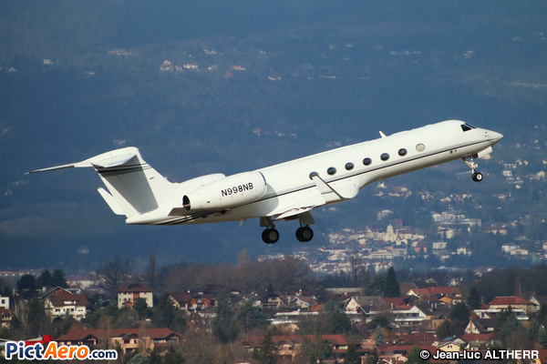 Gulfstream G550 (TVPX AIRCRAFT SOLUTIONS INC TRUSTEE )