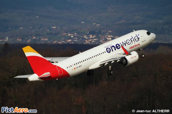 Airbus A320-251N (Iberia)