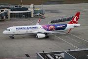 Airbus A321-231/SL (TC-JTR)