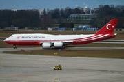 Boeing 747-8ZV(BBJ) (TC-TRK)